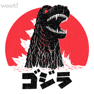 Woot!: Land Of The Rising Kaiju