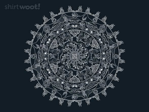 Woot!: Mandalorian Mandala