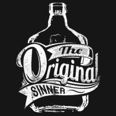 Textual Tees: The Original Sinner