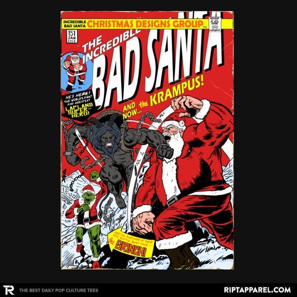 Ript: The Incredible Bad Santa