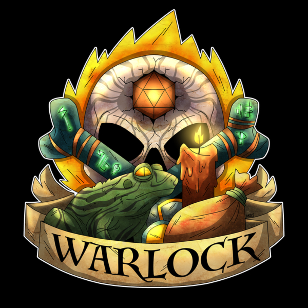 NeatoShop: Warlock Class