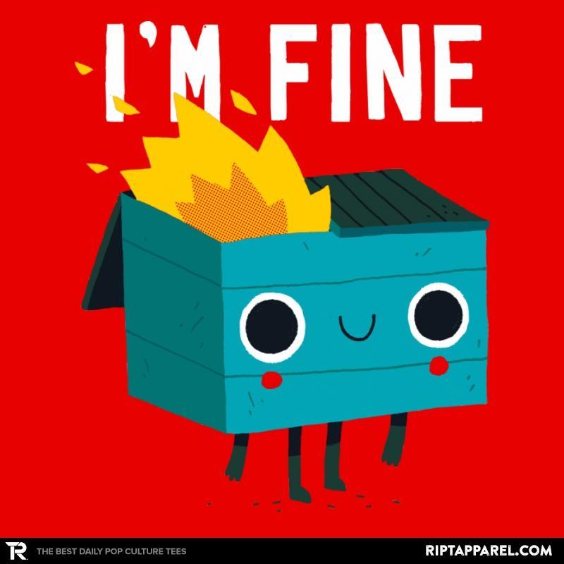 Ript: Dumpster Is Fine