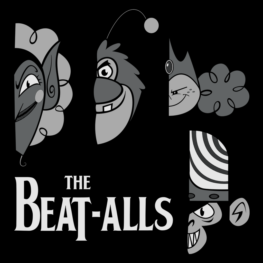 Pop-Up Tee: Daily Deal - The Beat Alls