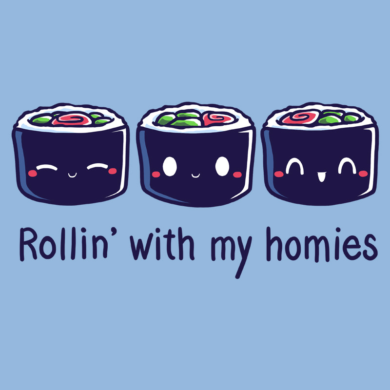 TeeTurtle: Rollin' With My Homies