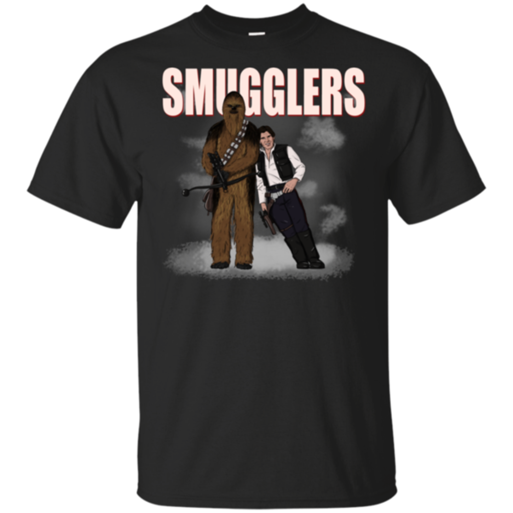 Pop-Up Tee: Smugglers