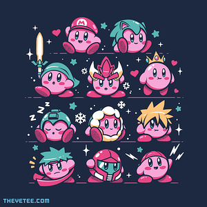 The Yetee: Pink Warriors