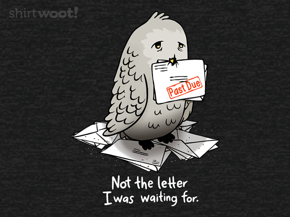Woot!: The Wrong Letter