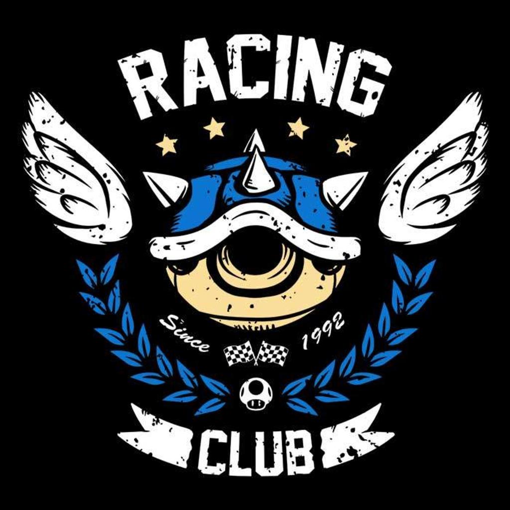 Once Upon a Tee: Racing Club