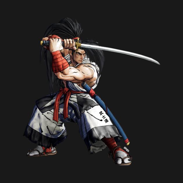TeePublic: Ronin Samurai