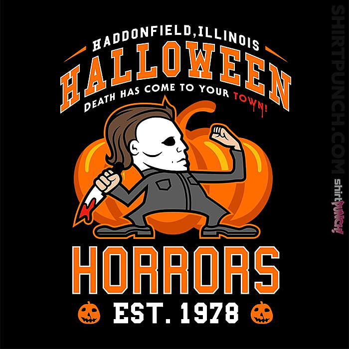 ShirtPunch: Halloween Horror
