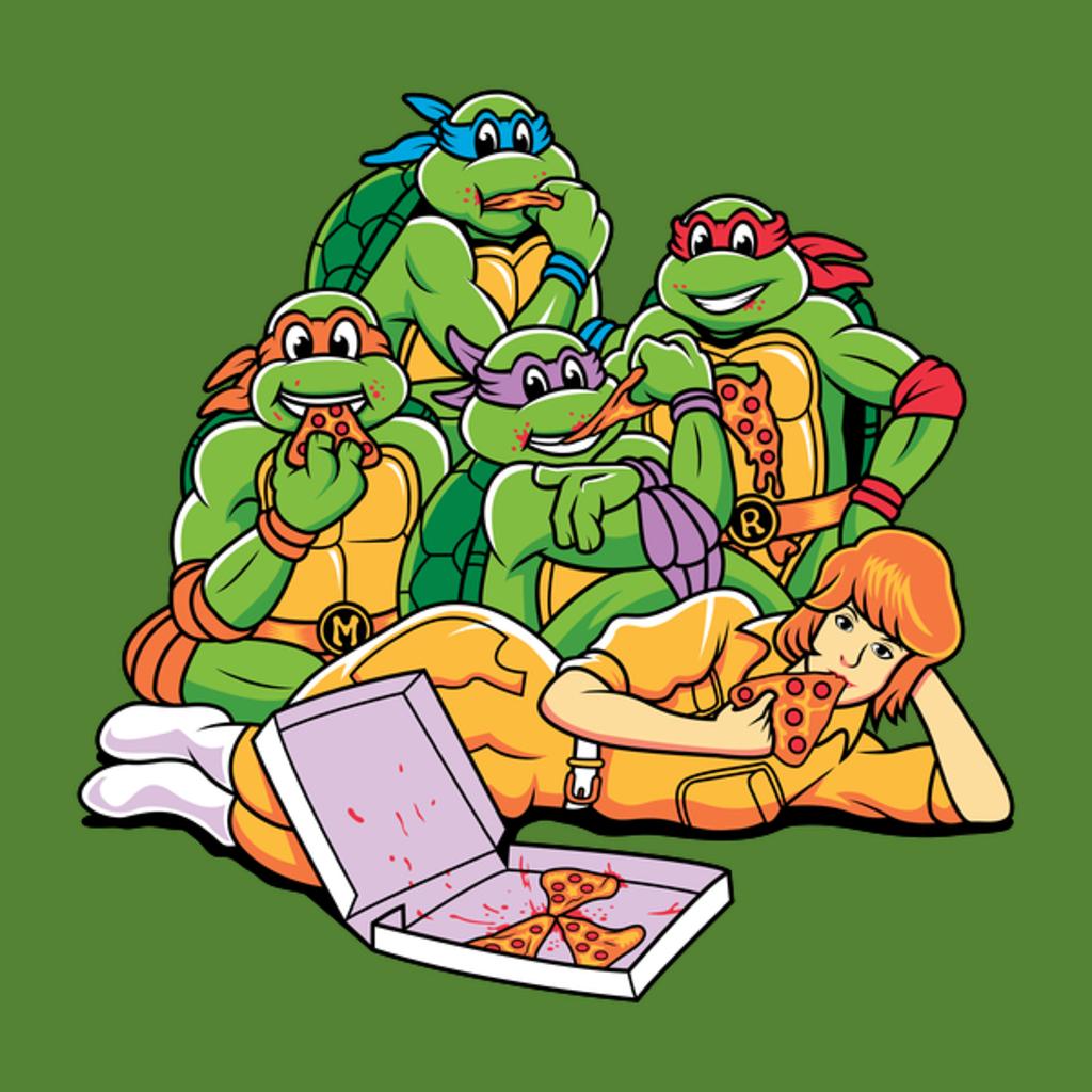 NeatoShop: pizza club