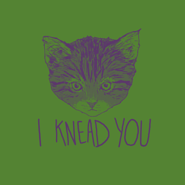 NeatoShop: I Knead You