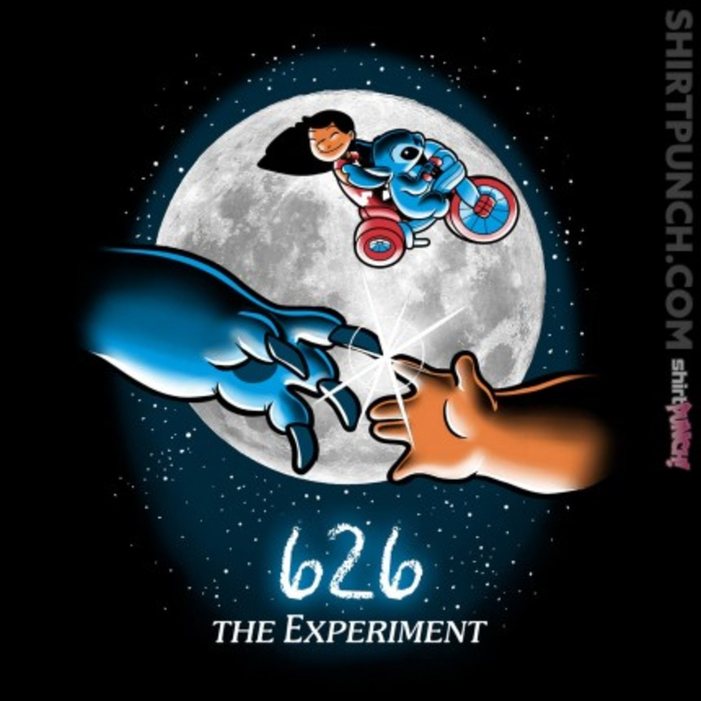 ShirtPunch: The 626 Experiment