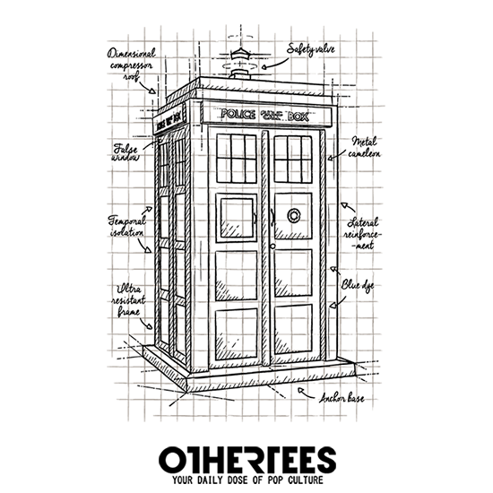 OtherTees: Time Travel Project