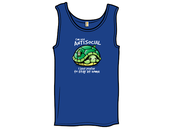 Woot!: Antisocial Turtle