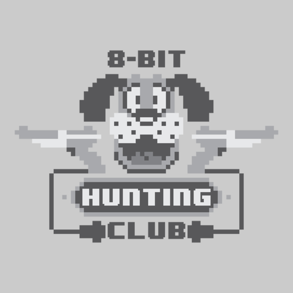 NeatoShop: 8-Bit Hunting Club