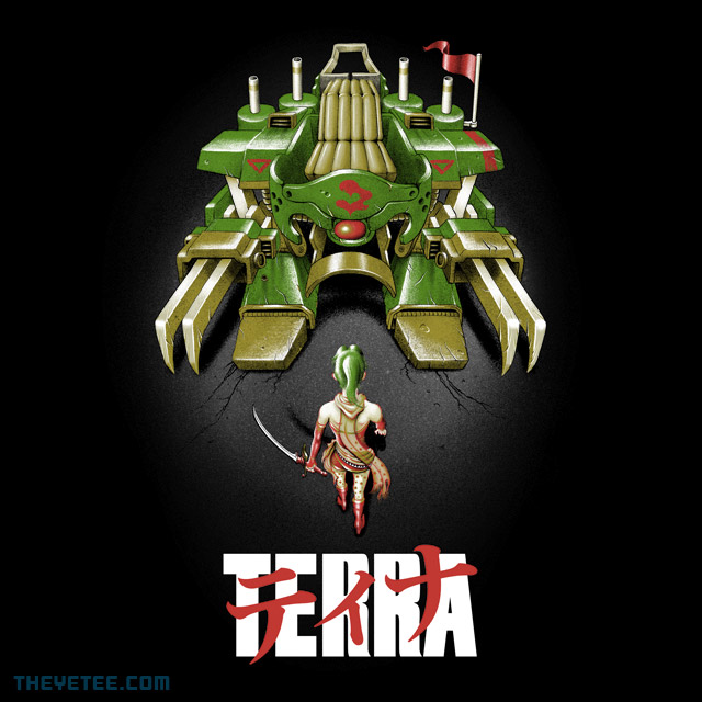 The Yetee: Terra