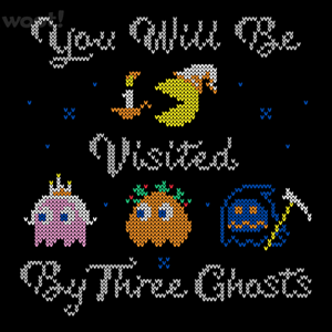 Woot!: You Will Be Visited by Three Ghosts