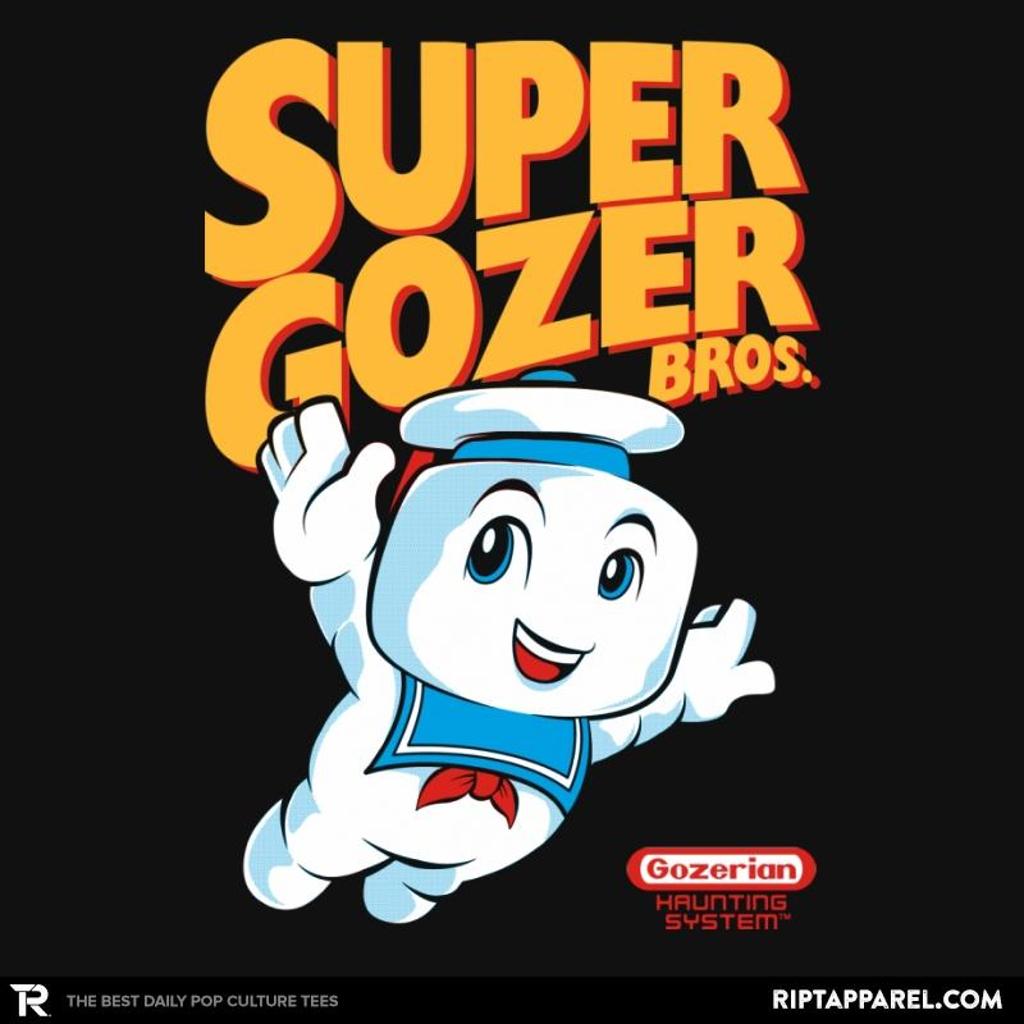 Ript: Super Gozer Bros.