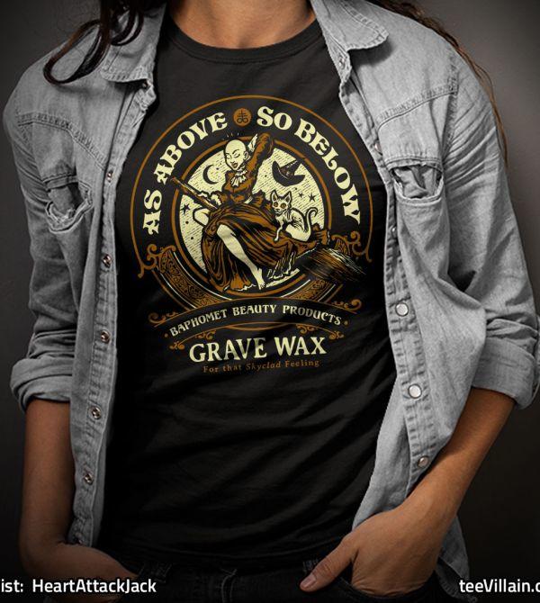 teeVillain: Grave Wax