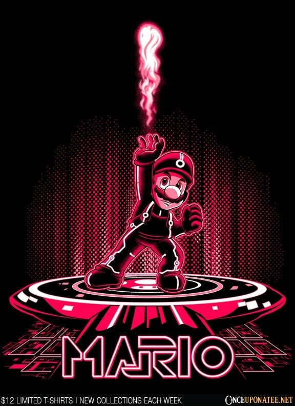 Once Upon a Tee: Mariotron