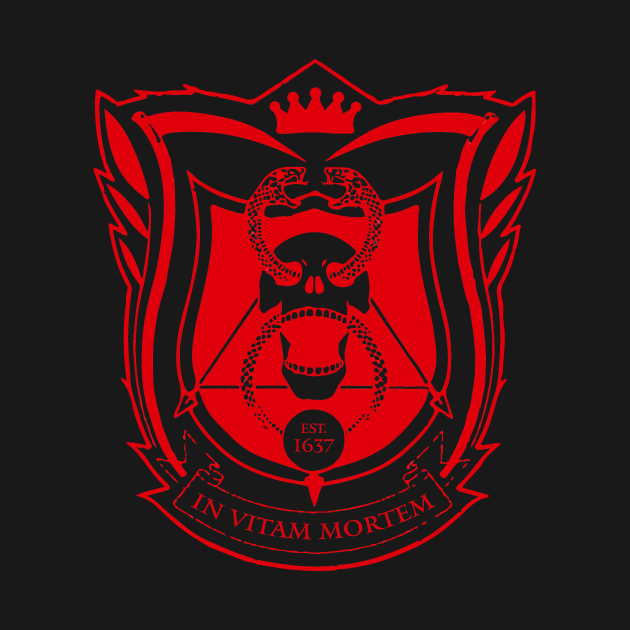 TeePublic: Deadly Class In Vitam Mortem Red