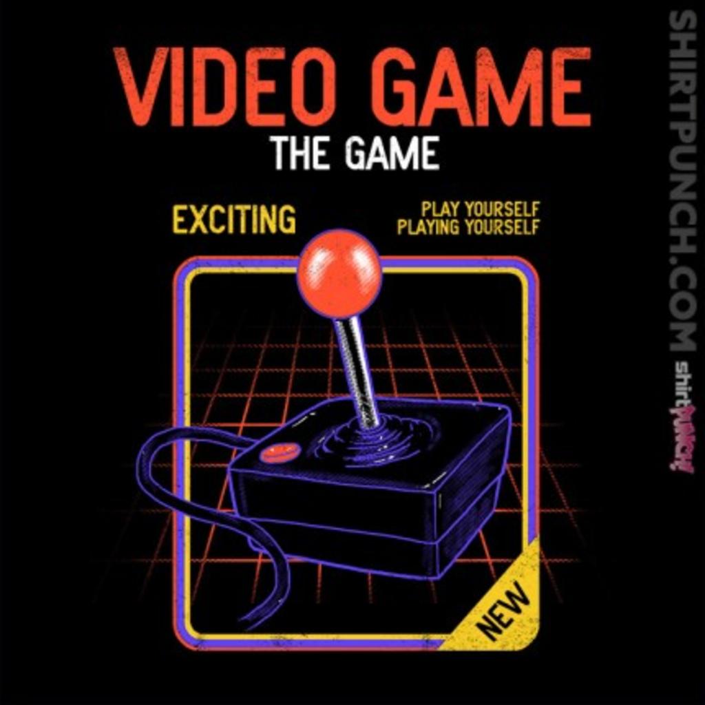 ShirtPunch: Video Game