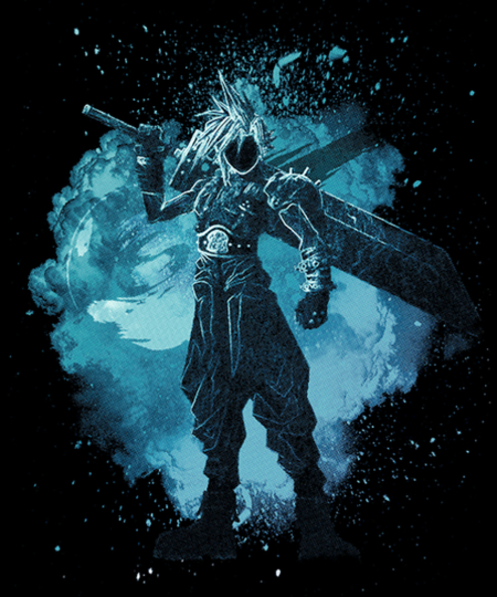 Qwertee: Soul of the Meteor