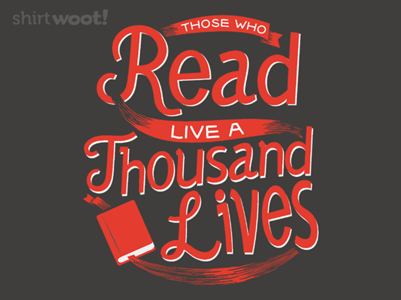 Woot!: Those Who Read