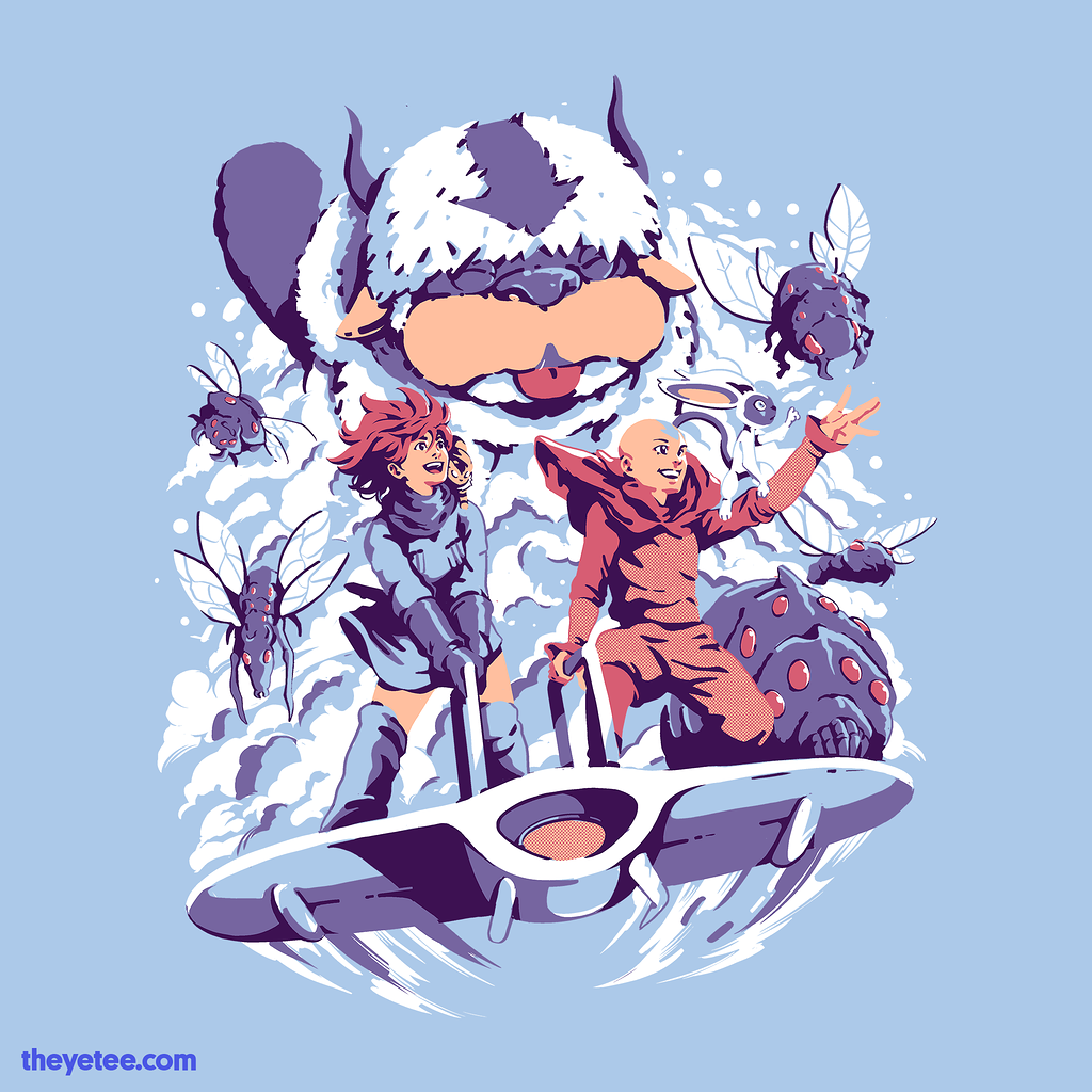 The Yetee: From the valley of the wind