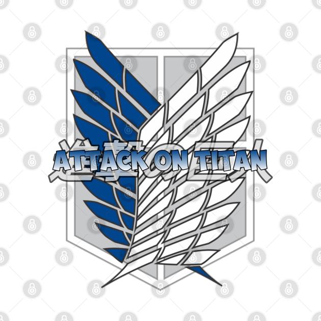 TeePublic: ATTACK on TITAN 「進撃の巨人」