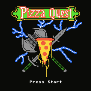 BustedTees: Pizza Quest