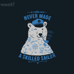 Woot!: Sailor Bear