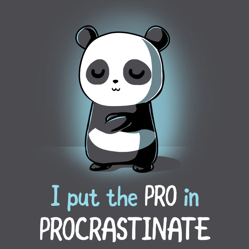 TeeTurtle: Pro in Procrastinate