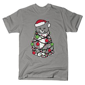 SnorgTees: Meowy Christmas