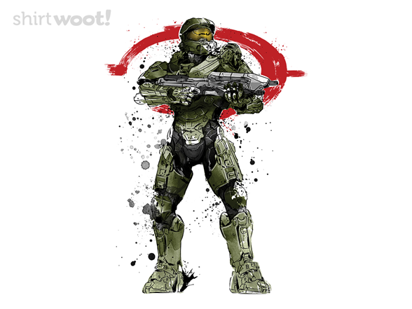 Woot!: The Master Chief