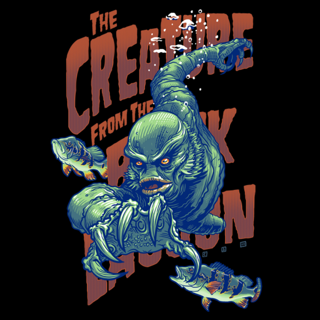 NeatoShop: Creature From The Black Lagoon