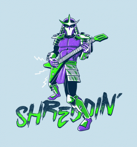 BustedTees: Shreddin