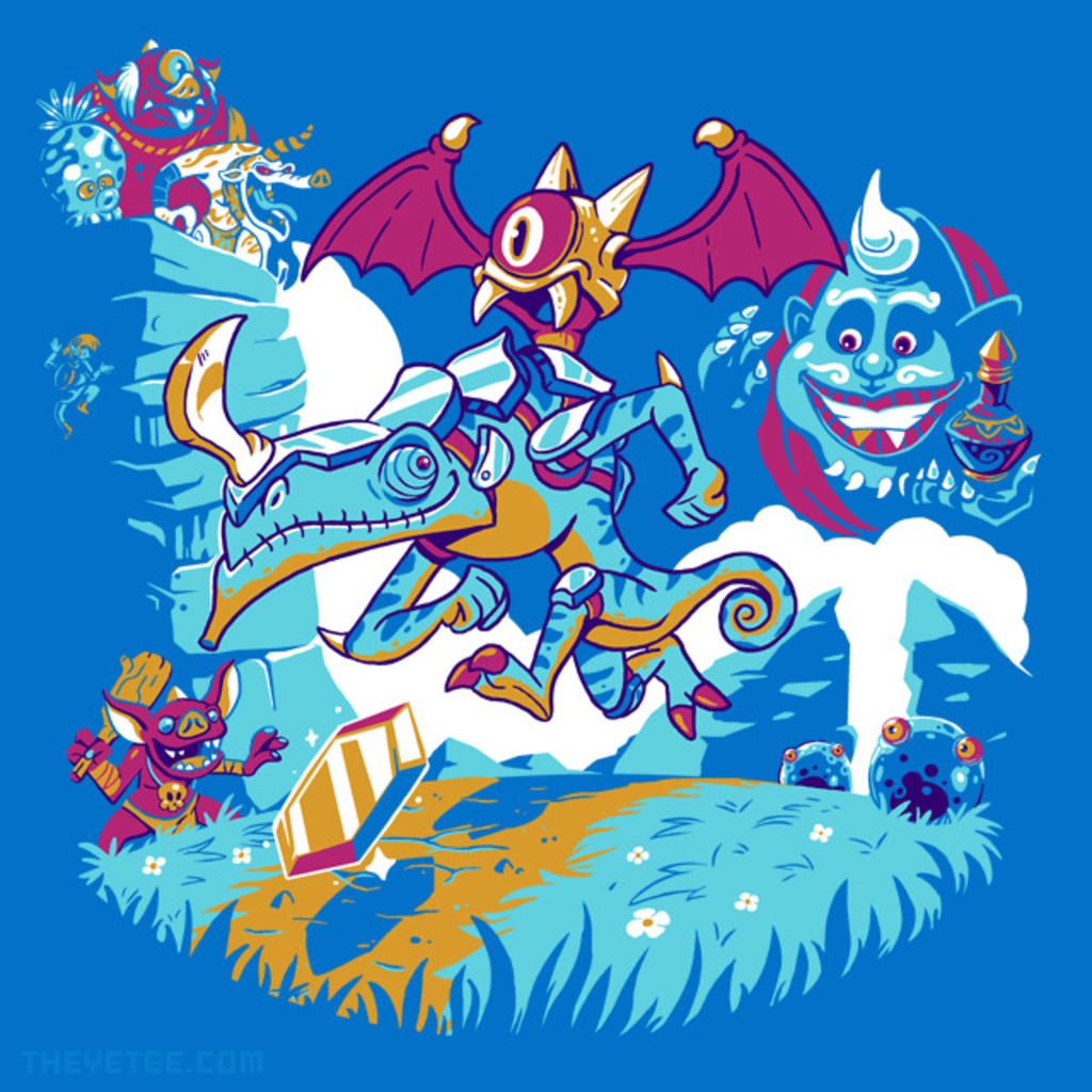 The Yetee: Blood Moon Rising