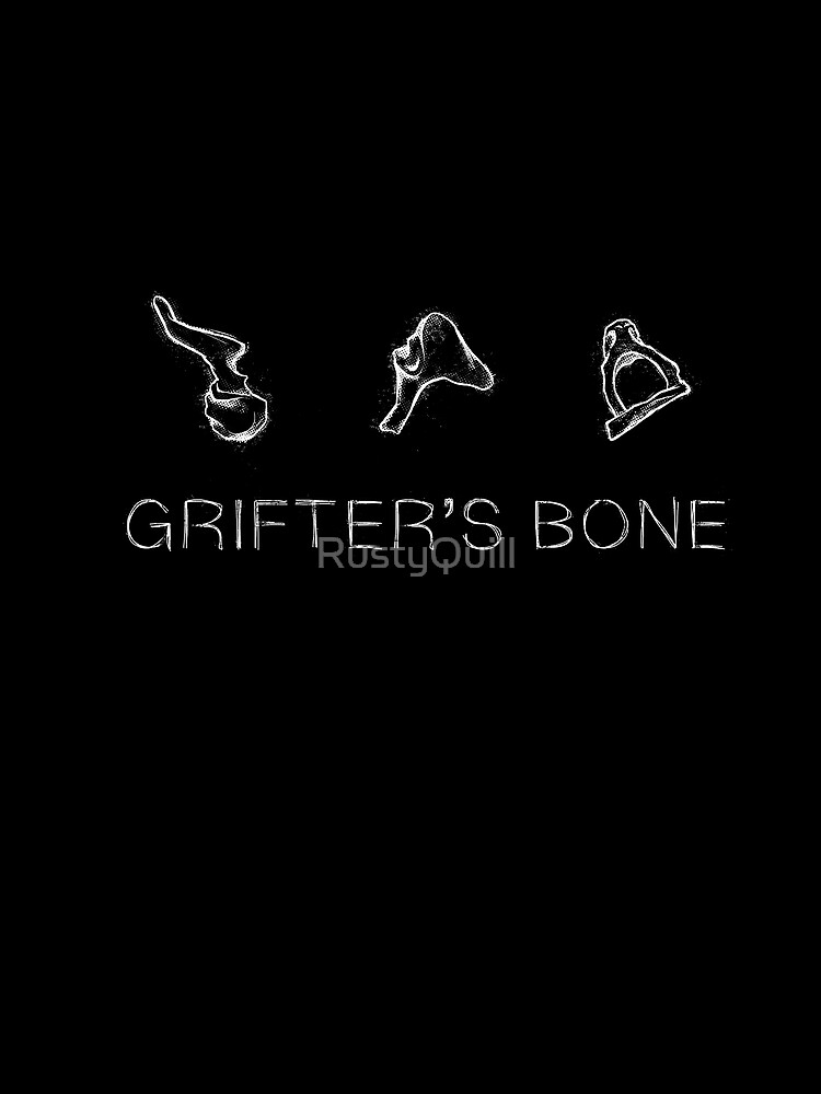 RedBubble: Grifters Bone - Light Logo