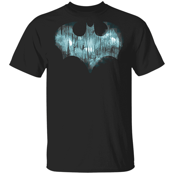 Pop-Up Tee: The Cave