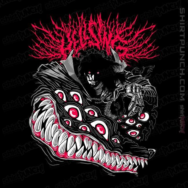 ShirtPunch: Hellsing Metal