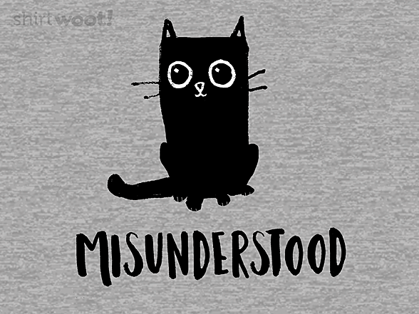 Woot!: Black Cat Troubles