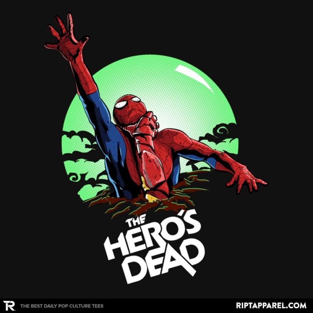 Ript: The Hero's Dead