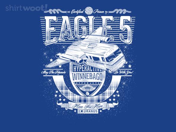 Woot!: Eagle Five