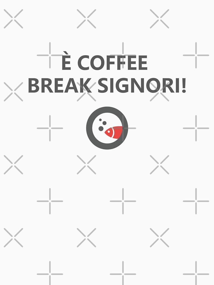 RedBubble: Coffee Break Boris