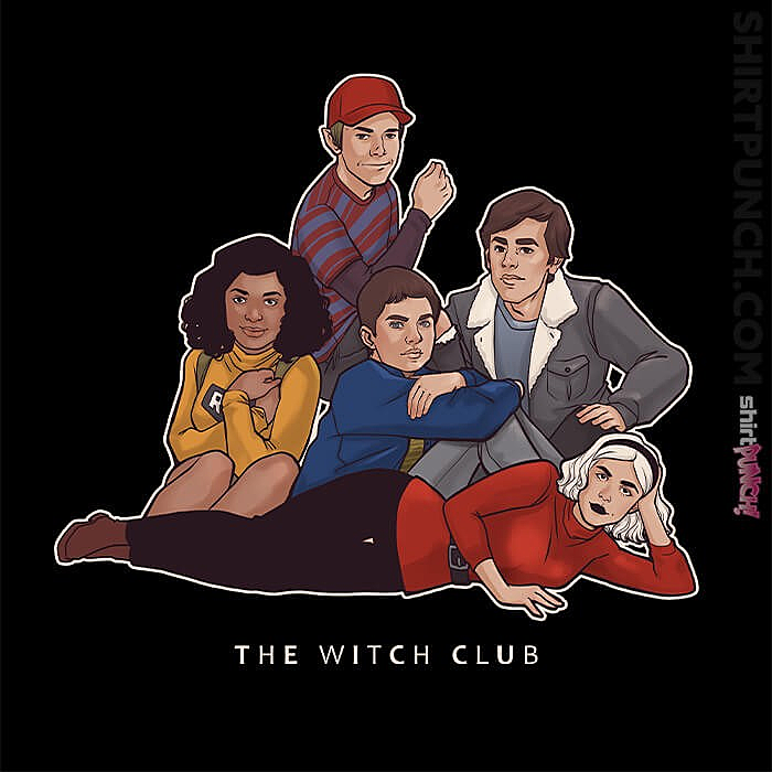 ShirtPunch: The Witch Club