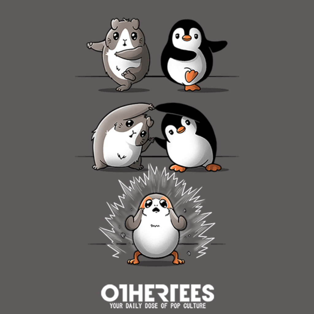 OtherTees: Porg Fusion