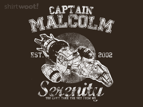 Woot!: The Captain's Ship