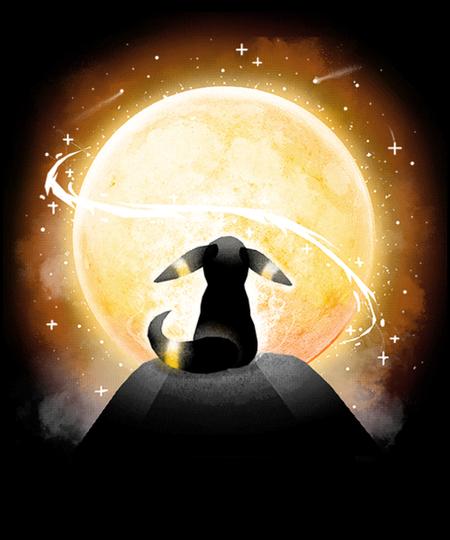 Qwertee: Dark Moon